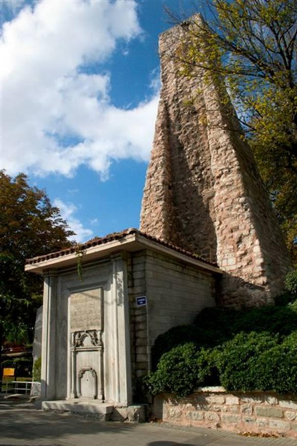 Istanbul Basilica Cistern 4 Basilica Cistern