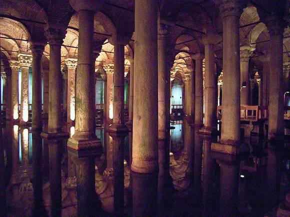 Istanbul Basilica Cistern 5 Basilica Cistern