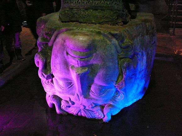 Istanbul Basilica Cistern 6 Basilica Cistern