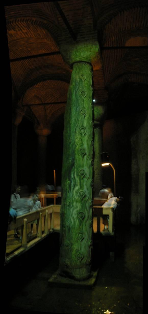 Istanbul Basilica Cistern 8 Basilica Cistern