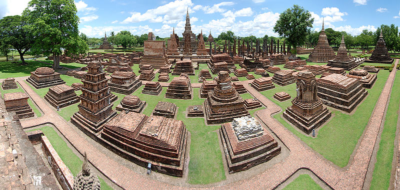 Sukhothai Historical Park  Sukhothai Kingdom And Historical Park