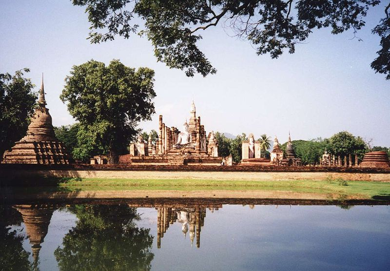 Sukhothai Historical Park 1 Sukhothai Kingdom And Historical Park