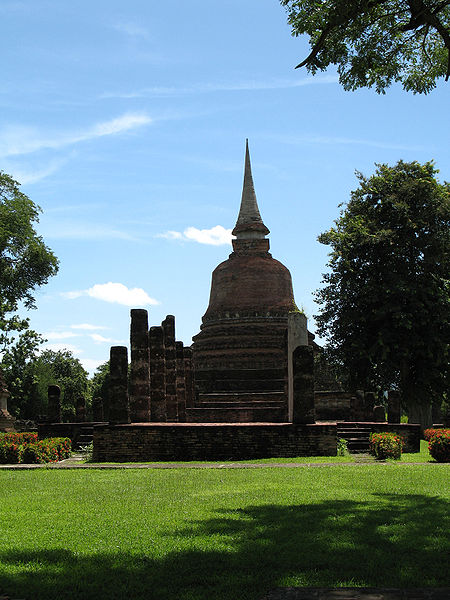 Sukhothai Historical Park 4 Sukhothai Kingdom And Historical Park